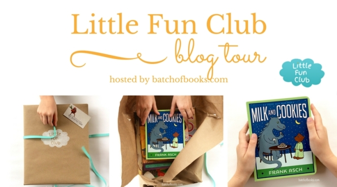 Little Fun Club Tour Banner